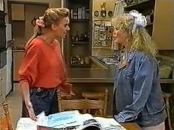 Sharon Davies, Bronwyn Davies in Neighbours Episode 0961