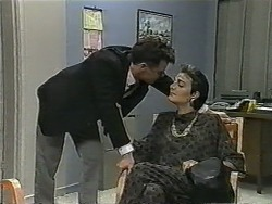Paul Robinson, Gail Robinson in Neighbours Episode 0963