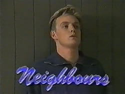 Scott Robinson in Neighbours Episode 0963