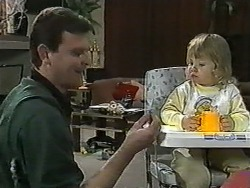 Des Clarke, Jamie Clarke in Neighbours Episode 0964