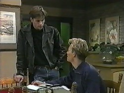 Mike Young, Scott Robinson in Neighbours Episode 0964