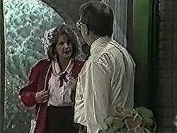 Madge Bishop, Harold Bishop in Neighbours Episode 1029