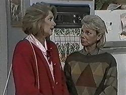 Madge Bishop, Helen Daniels in Neighbours Episode 1029