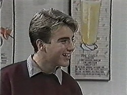 Nick Page in Neighbours Episode 1029