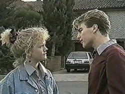 Sharon Davies, Nick Page in Neighbours Episode 1030