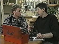 Henry Ramsay, Joe Mangel in Neighbours Episode 1030