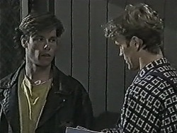 Mike Young, Henry Ramsay in Neighbours Episode 1030
