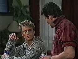 Henry Ramsay, Des Clarke in Neighbours Episode 1031
