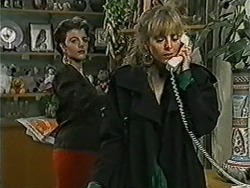 Gail Robinson, Jane Harris in Neighbours Episode 1031