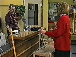 Harold Bishop, Madge Bishop in Neighbours Episode 1032