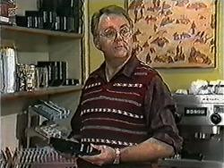 Harold Bishop in Neighbours Episode 1033