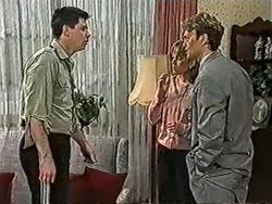 Joe Mangel, Bronwyn Davies, Henry Ramsay in Neighbours Episode 1033