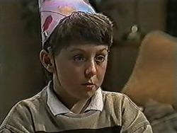 Toby Mangel in Neighbours Episode 1033
