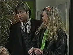 Mike Young, Jan Daley in Neighbours Episode 1033