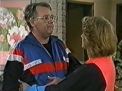 Harold Bishop, Madge Bishop in Neighbours Episode 1033