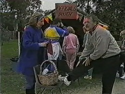 Madge Bishop, Harold Bishop in Neighbours Episode 1036