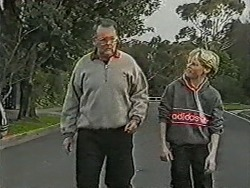 Harold Bishop in Neighbours Episode 1036