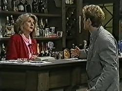 Madge Bishop, Henry Ramsay in Neighbours Episode 1037