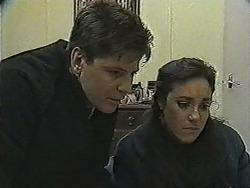 Joe Mangel, Kerry Bishop in Neighbours Episode 1037