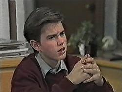Todd Landers in Neighbours Episode 1038