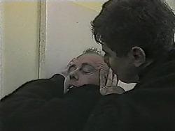 Darryl Crombie, Joe Mangel in Neighbours Episode 1038