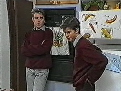 Nick Page, Todd Landers in Neighbours Episode 1038