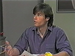 Mike Young in Neighbours Episode 1038