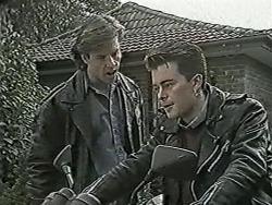 Mike Young, Matt Robinson in Neighbours Episode 1038