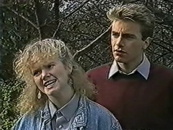Sharon Davies, Nick Page in Neighbours Episode 1039