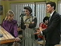 Jane Harris, Gail Robinson, Paul Robinson in Neighbours Episode 1039