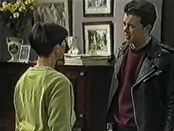 Hilary Robinson, Matt Robinson in Neighbours Episode 1039