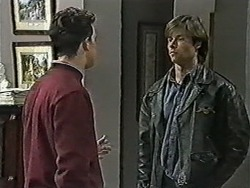 Matt Robinson, Mike Young in Neighbours Episode 1039