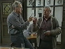 Jim Robinson, Rob Lewis in Neighbours Episode 1040