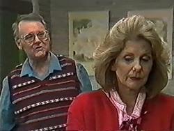 Harold Bishop, Madge Bishop in Neighbours Episode 1040