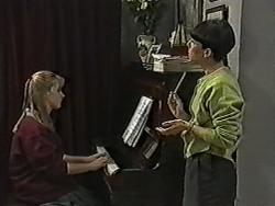 Melissa Jarrett, Hilary Robinson in Neighbours Episode 1040