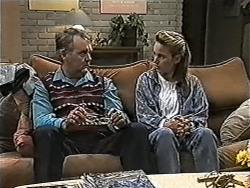 Harold Bishop, Bronwyn Davies in Neighbours Episode 1040