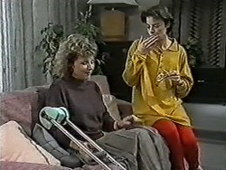 Beverly Robinson, Gail Robinson in Neighbours Episode 1040