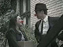 Kerry Bishop, Henry Ramsay in Neighbours Episode 1043