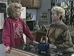 Madge Bishop, Helen Daniels in Neighbours Episode 1044