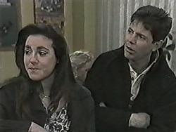 Kerry Bishop, Joe Mangel in Neighbours Episode 1044