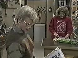 Helen Daniels, Madge Bishop in Neighbours Episode 1044