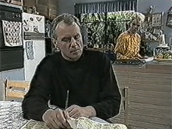 Jim Robinson, Helen Daniels in Neighbours Episode 1045