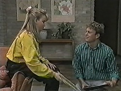 Bronwyn Davies, Henry Ramsay in Neighbours Episode 1046
