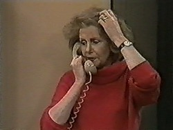 Madge Bishop in Neighbours Episode 1046