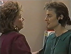 Gloria Lewis, Gail Robinson in Neighbours Episode 1047