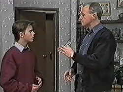Todd Landers, Jim Robinson in Neighbours Episode 1047