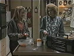 Bronwyn Davies, Madge Bishop in Neighbours Episode 1048