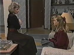 Beverly Robinson, Melissa Jarrett in Neighbours Episode 1048