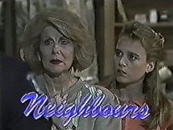 Madge Bishop, Bronwyn Davies in Neighbours Episode 1048