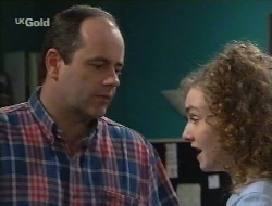 Philip Martin, Debbie Martin in Neighbours Episode 2708